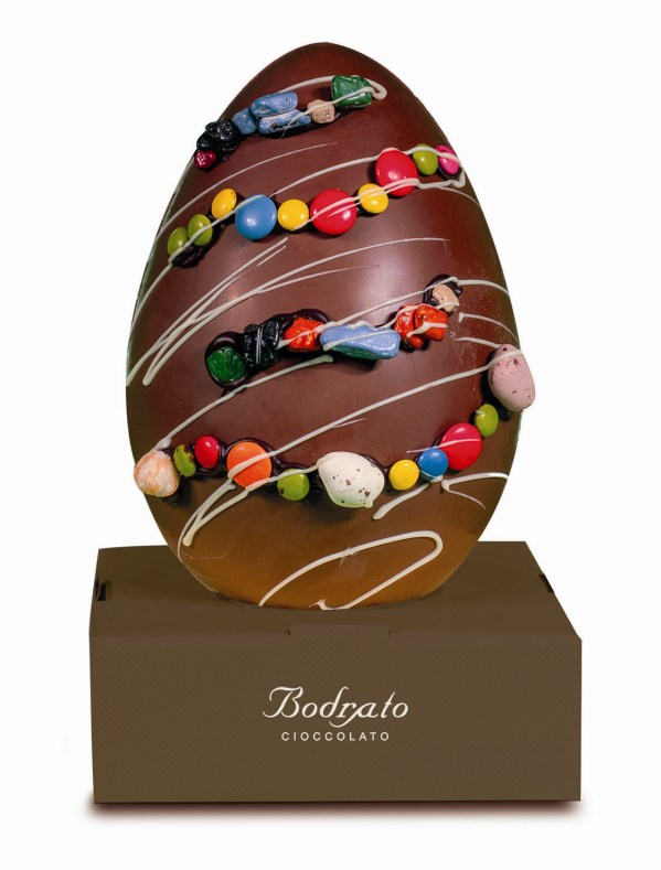Le uova di pasqua firmate bodrato luxury files for Piccole piantagioni