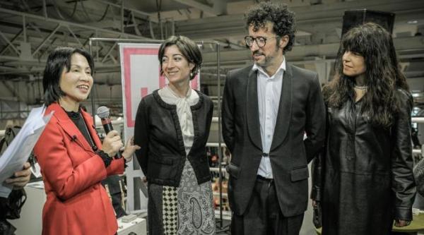 Il giappone a milano grazie a white luxury files for Oggettistica giapponese milano