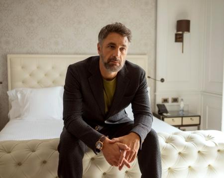 Raoul Bova for Luxury files magazine